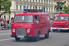 80- 1964 Ford Taunus Transit 1000 TSF WF Technischen Universität München