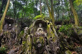 LingYin Temple in Hangzhou (DSC_0320p) by Milan Tvrdý