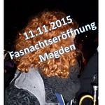 2015.11.11 Fasnachtseröffnung Magden