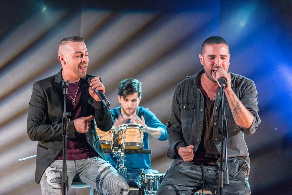 LOS REBUJITOS CANAL FIESTA RADIO ACTUACION FEBRERO 2017_03.JPG