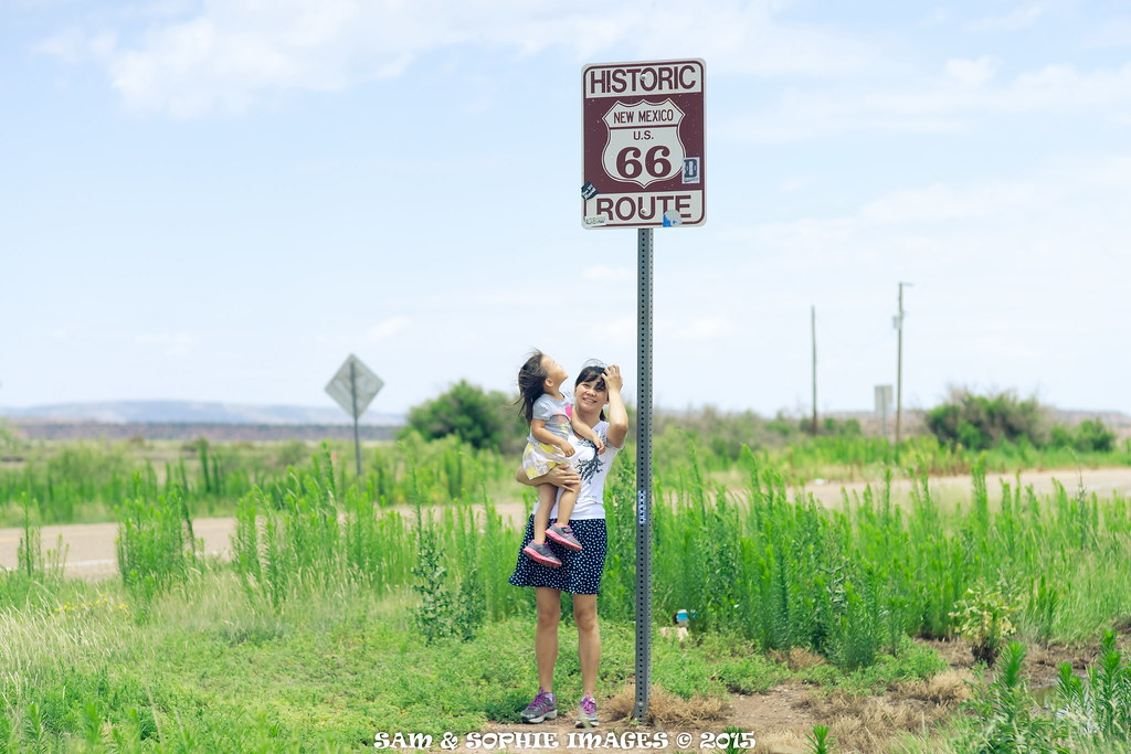 Route 66, NW