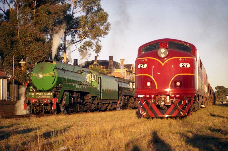 38s in Western Victoria by David Arnold