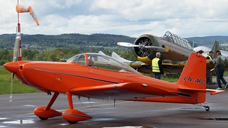 Van's RV-8 at Kjeller Air Show 2015 | by J.Comstedt