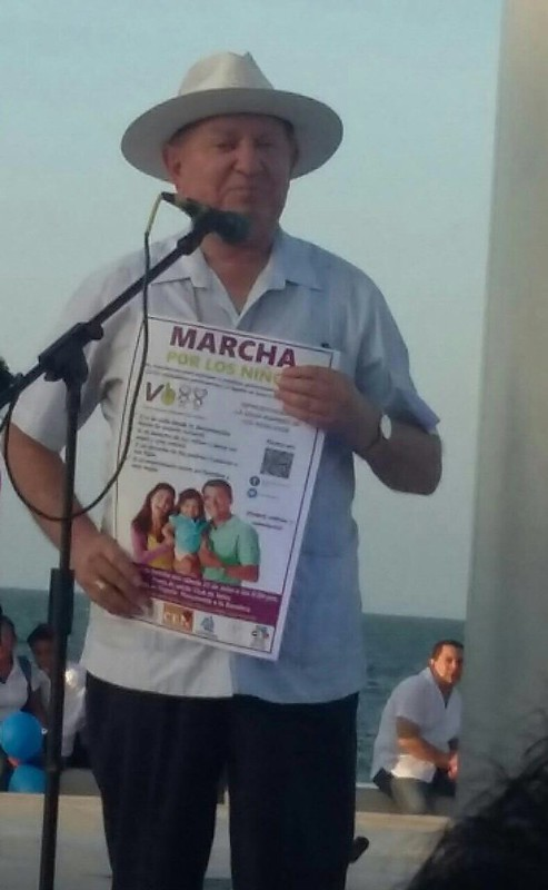Marcha en defensa de la familia y la vida, Guadalajara.