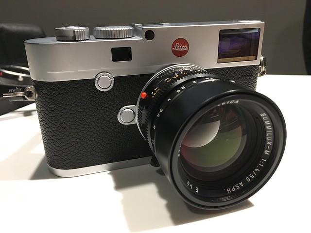 Leica M10 launch