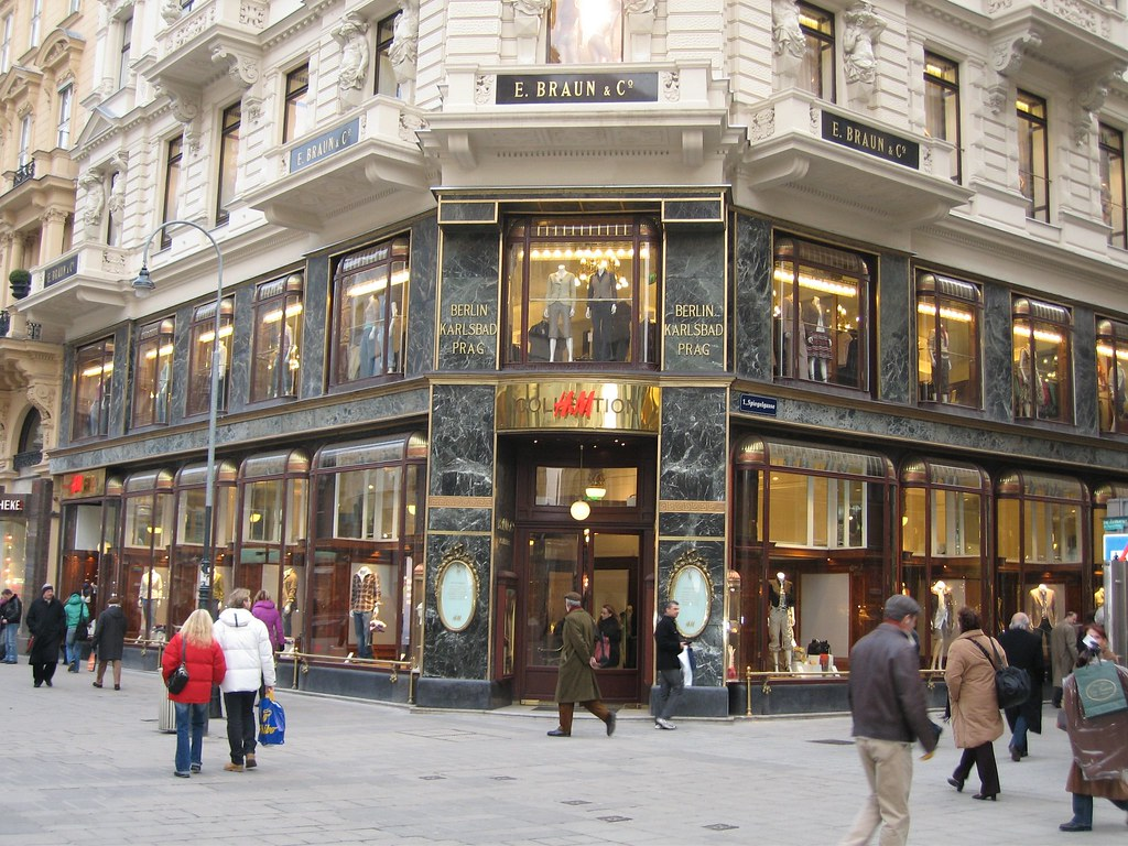 H And M In Wien