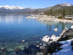Sand Harbor, Lake Tahoe – Nevada State Park, Incline Village, Nevada   by Ken Lund