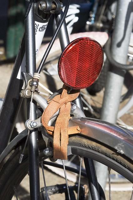 Bike Rack Fashion:  Customization