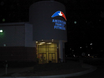 American Family Fitness Center | by swedish_axe