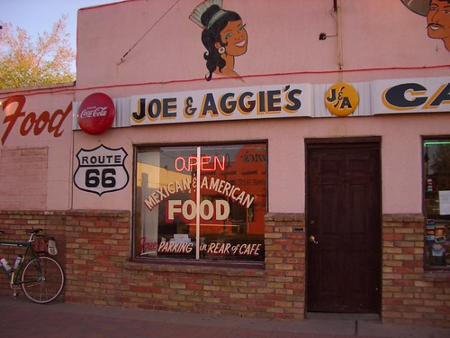 Joe & Aggie's | by zheem