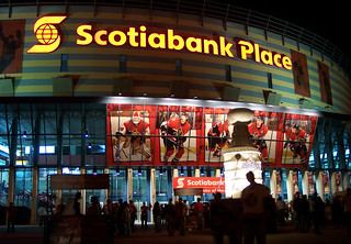 Scotiabank Place | by C.P.Storm