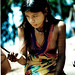 Panama An Embera Village in Panama 2-02 by Photo Art  by barry