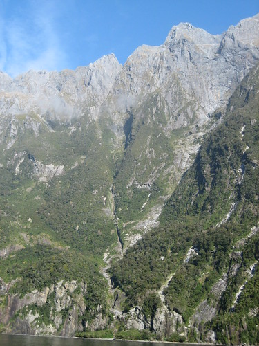 The Alpine Fault-line