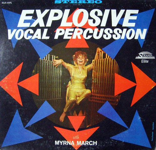 Myrna March - EXPLOSIVE Vocal Percussion | by jayKayEss