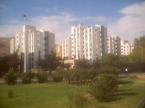 Dormitory...Damascus University accommodation