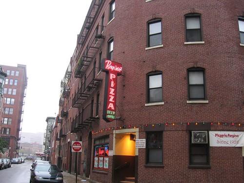 Pizzaria Regina- The North End, Boston, Ma. | by Jasperdo