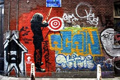 graffiti wall | by Aldo Photo Studio