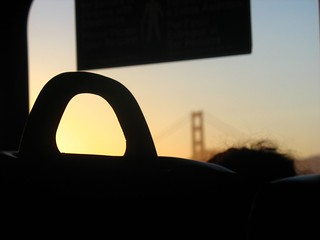 Golden Gate Beyond the Seat | by Orin Zebest