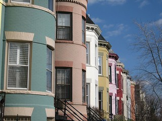 rowhouses   by xxo23o