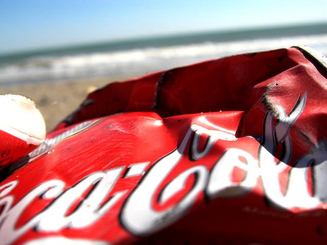 Beach Coke