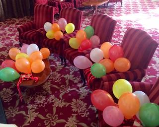 Lanyard & Balloon Game