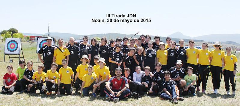 III Tirada JDN 2015-30 mayo
