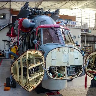 SH-2G(I) opened nose | by errolgc