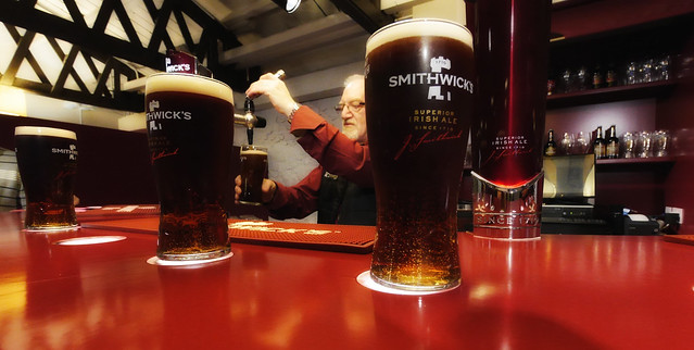 The Smithwick's Experience
