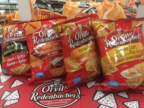 Orville Redenbacher's Popcorn Chips | by theimpulsivebuy
