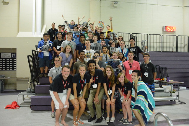 NSLC Engineering: SeaPerch Challenge July 17, 2015
