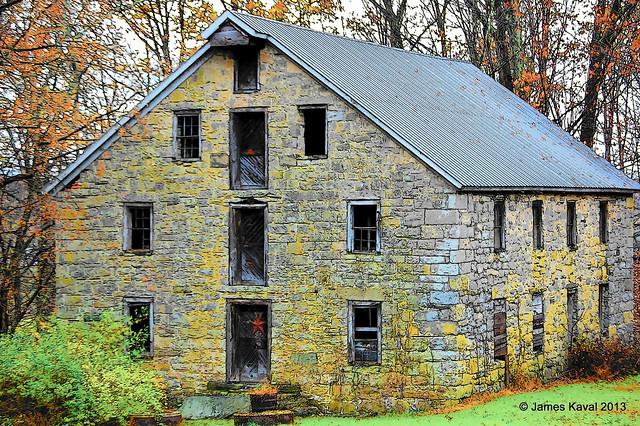 1-Huntsville Grist Mill_James Kaval