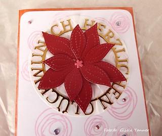 Weihnachtliche Geburtstagsgrüße Gisela Tanner Materialie Flickr