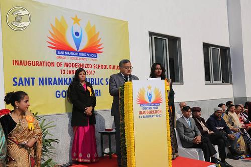 Chairman, Sant Nirankari Public School Govindpuri, Delhi