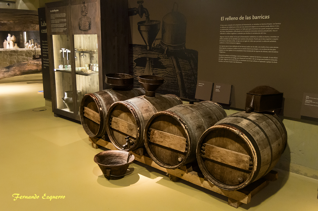 Museo de la Cultura del Vino