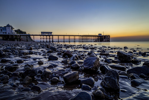 Penarth Beach and Pier #1 | by A J Thackway