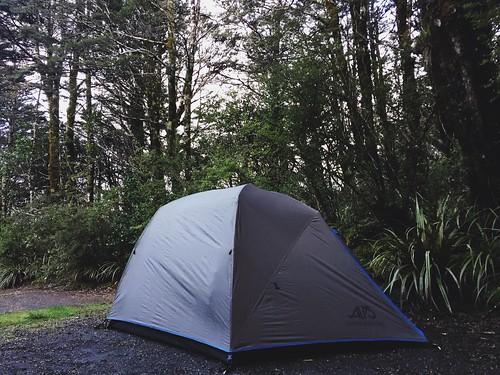 Campsite at Whakapapa Village | by lady3jenn