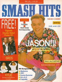 Smash Hits, May 31, 1989