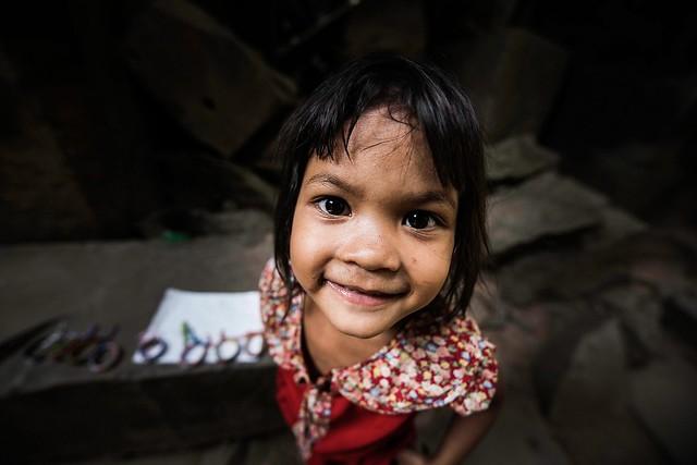 Cambodia's child