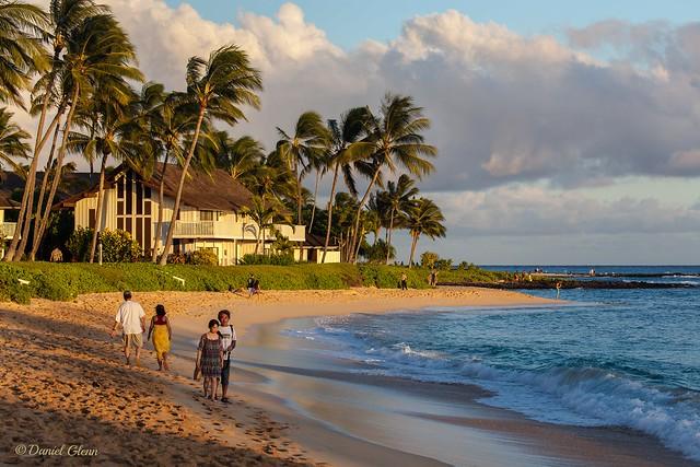 Kiahuna Beach, Kauai