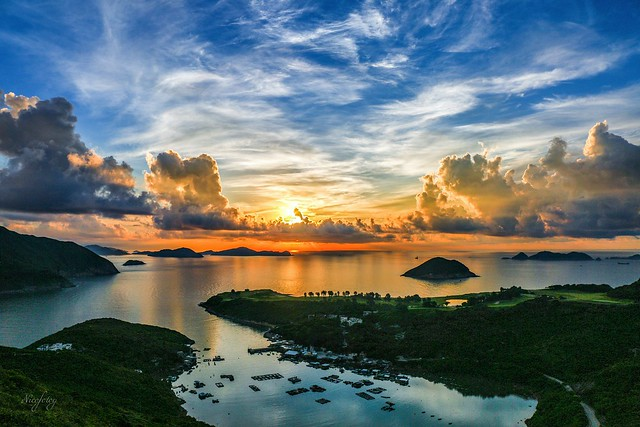 Sunrise@Po Toi O