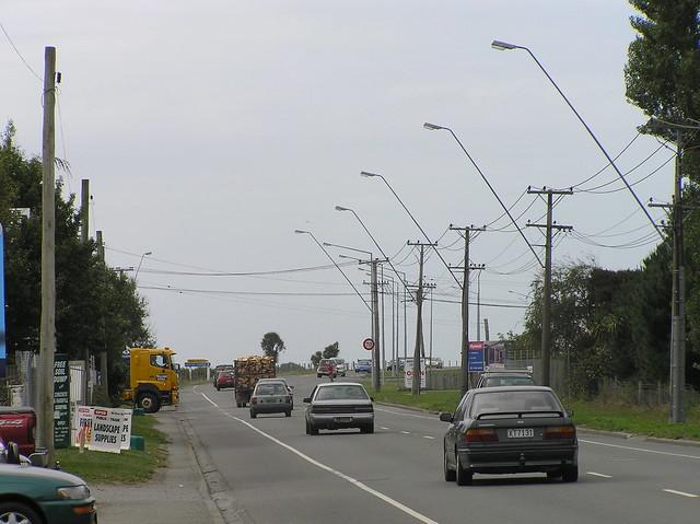 Christchurch Lampposts