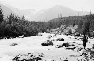 Fiddler Creek near Dorreen / Fiddler Creek près de Dorreen