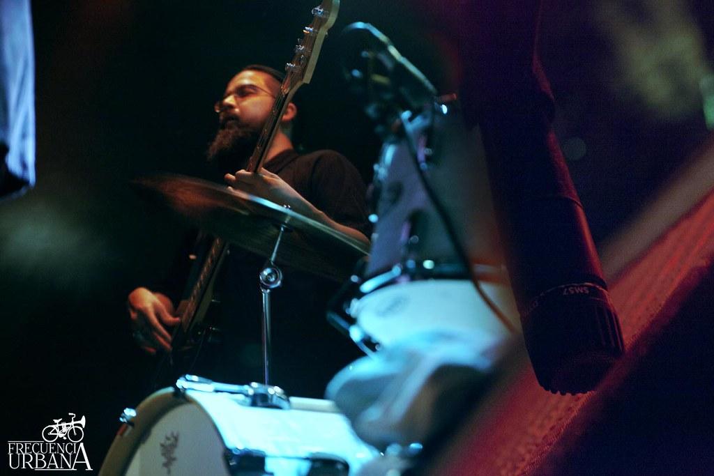 Imágenes concierto The Soul Jacket en la sala Wurlitzer. Madrid (6/&72015)