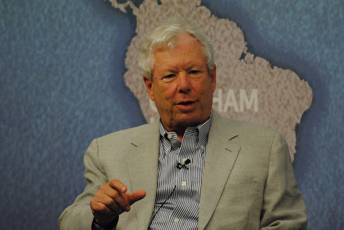 Professor Richard H Thaler, Charles R. Walgreen Distinguished Service Professor of Behavioral Science and Economics; Author, Misbehaving: The Making of Behavioural Economics | by Chatham House, London