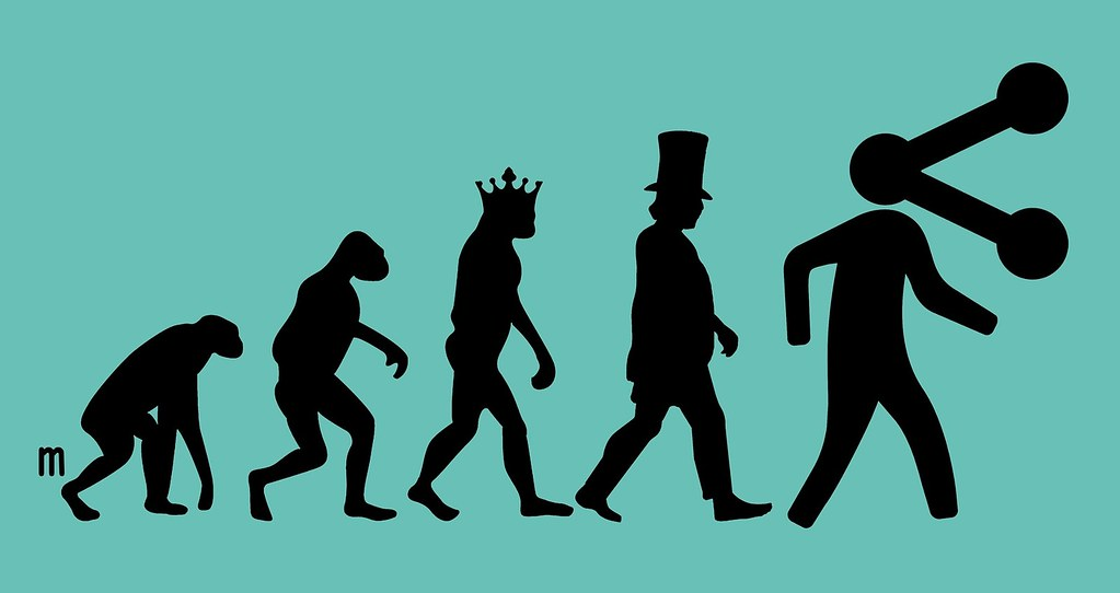 Evolution, Continued: The Rise of Post-Capitalism Man (& Woman)