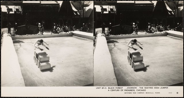 Unit BF-O. Black Forest - Johnson, the skating high jumper