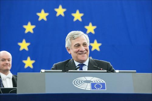 The new President of the European Parliament is Antonio Tajani | by European Parliament