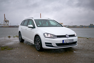 Volkswagen Golf Variant 2013 | by Janitors