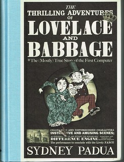 Lovelace and Babbage Book Cover UK | by Terry Freedman
