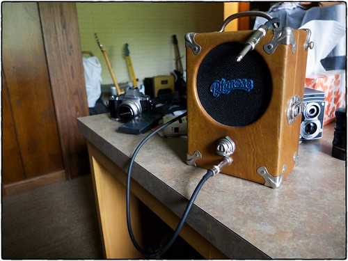 Pignose Amp, May 24, 2015 | by Maggie Osterberg